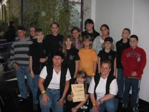 TLW Urkunde Pokal 2008