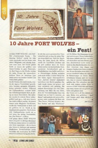 10 Jahre Fort Wolves