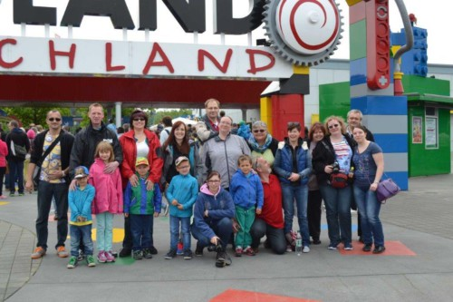 Verlängertes Wochenende Legoland Deutschland