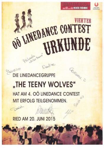 Teeny Wolves