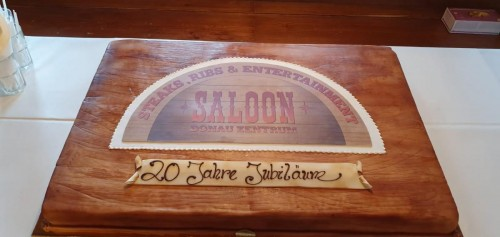 20 Jahre Saloon